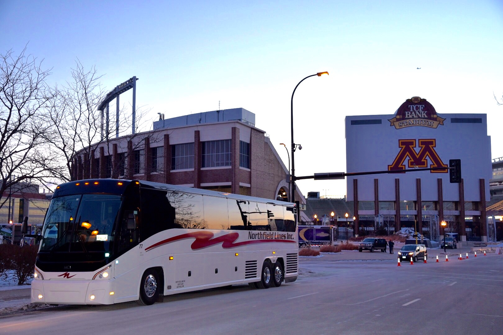 Private Outings - Worry-Free Charter Bus Travel with Northfield Lines