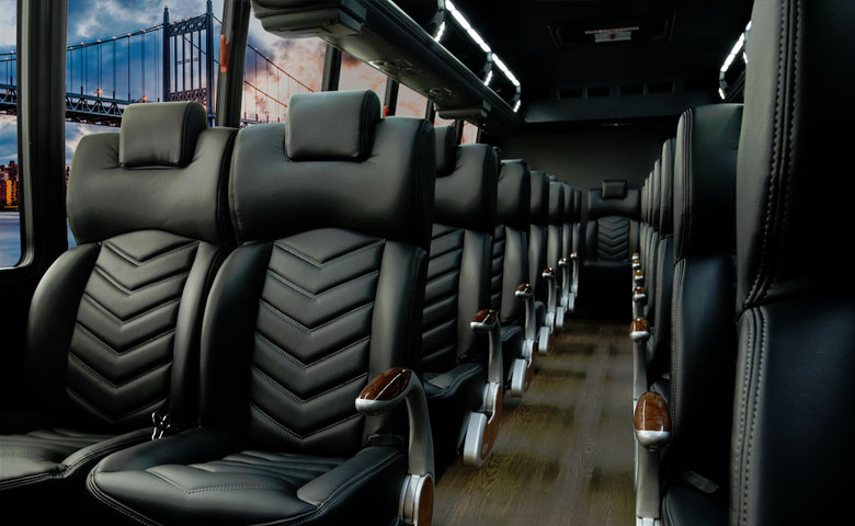 Employee Shuttle - Worry-Free Charter Bus Travel with Northfield Lines