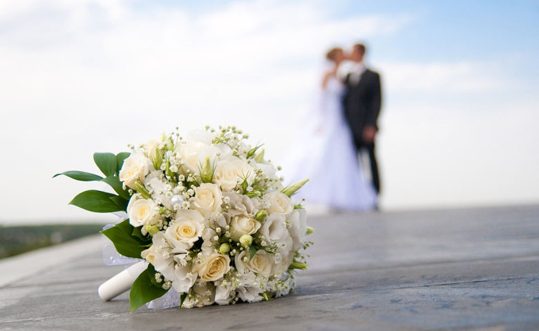 Weddings & Receptions - Worry-Free Charter Bus Travel with Northfield Lines