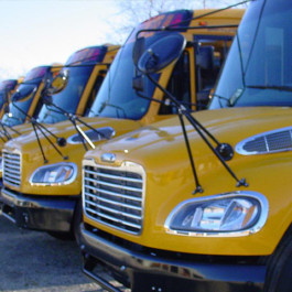 School Buses - Call Northfield Lines on 888 670-8068 (Toll Free)