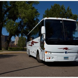 30 to 40 Passenger Motorcoaches - Call Northfield Lines on 888 670-8068 (Toll Free)
